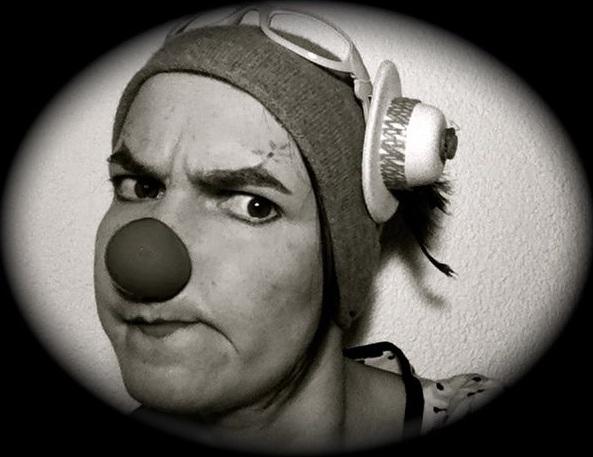Ein Clowninaclip