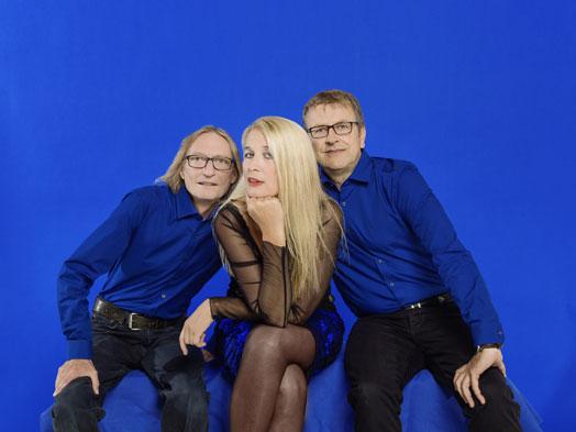 Eine CD, zwei Konzertkarten und Dein Wunschmusikstück in diesem Konzert vom HildegardPohl_Trio