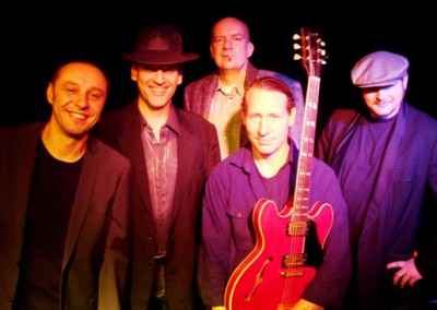 Ein Konzert von The Tears And Drops Blues Band