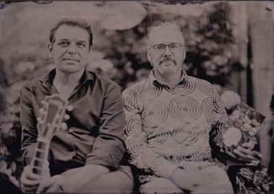 Lesung und Konzert von Theo Fuchs und Michael Ströll