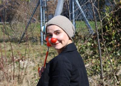 Eine Clownerei von Nina
